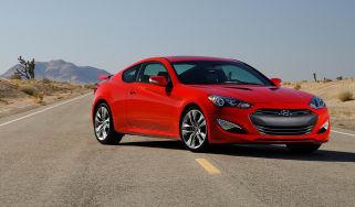 Hyundai Genesis Coupe 2014 update