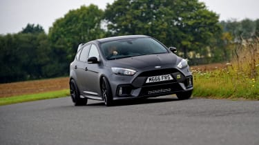 Ford Focus RS Mountune M400 - Front