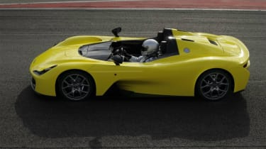 Dallara Stradale - profile