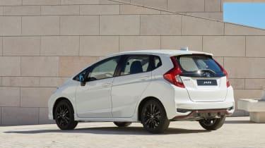 Honda Jazz Sport – rear quarter
