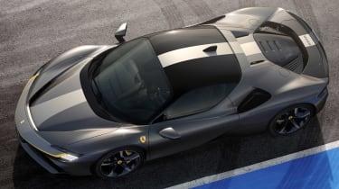 Ferrari SF90 Stradale - top