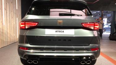 Cupra Ateca – rear