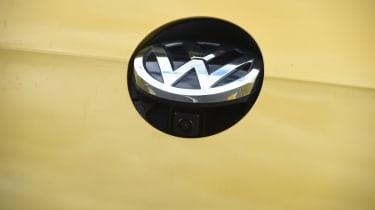 VW Golf - VW badge