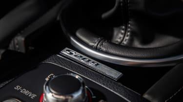 Subaru WRX STI S209 - modes