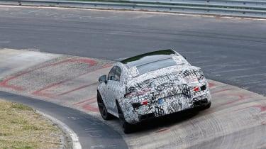 Mercedes-AMG GT Concept SPY - rear2