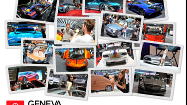 Geneva 2012: evo's iPad app