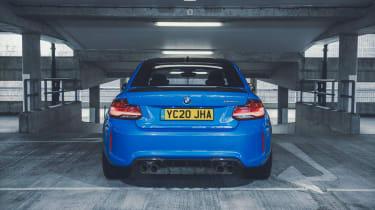 BMW current range - M2 CS