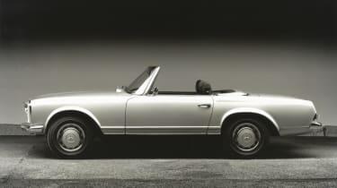 1963 Mercedes-Benz SL (W113)