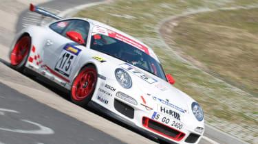 Chris Harris's Porsche 911 GT3 RS