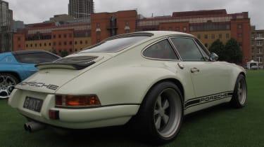 City Concours - Singer Porsche rear