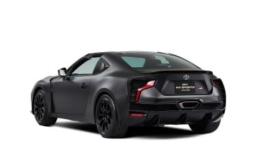 Toyota GR HV Sports Concept - rear quarter