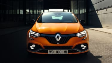 Renault Megane RS - nose