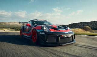 Porsche 911 GT2 RS Clubsport - nose