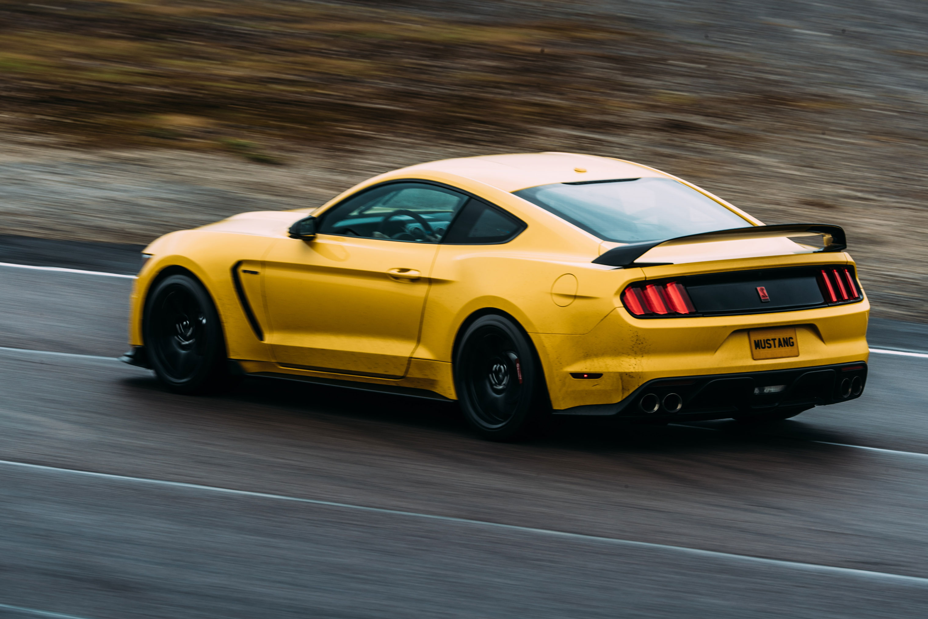 Ford Mustang Shelby GT350R review – A muscle car for the