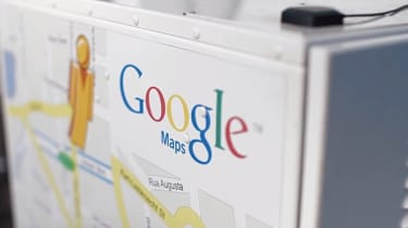 Video: Google Street View comes to Silverstone