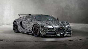 Mansory 2018 - Veyron