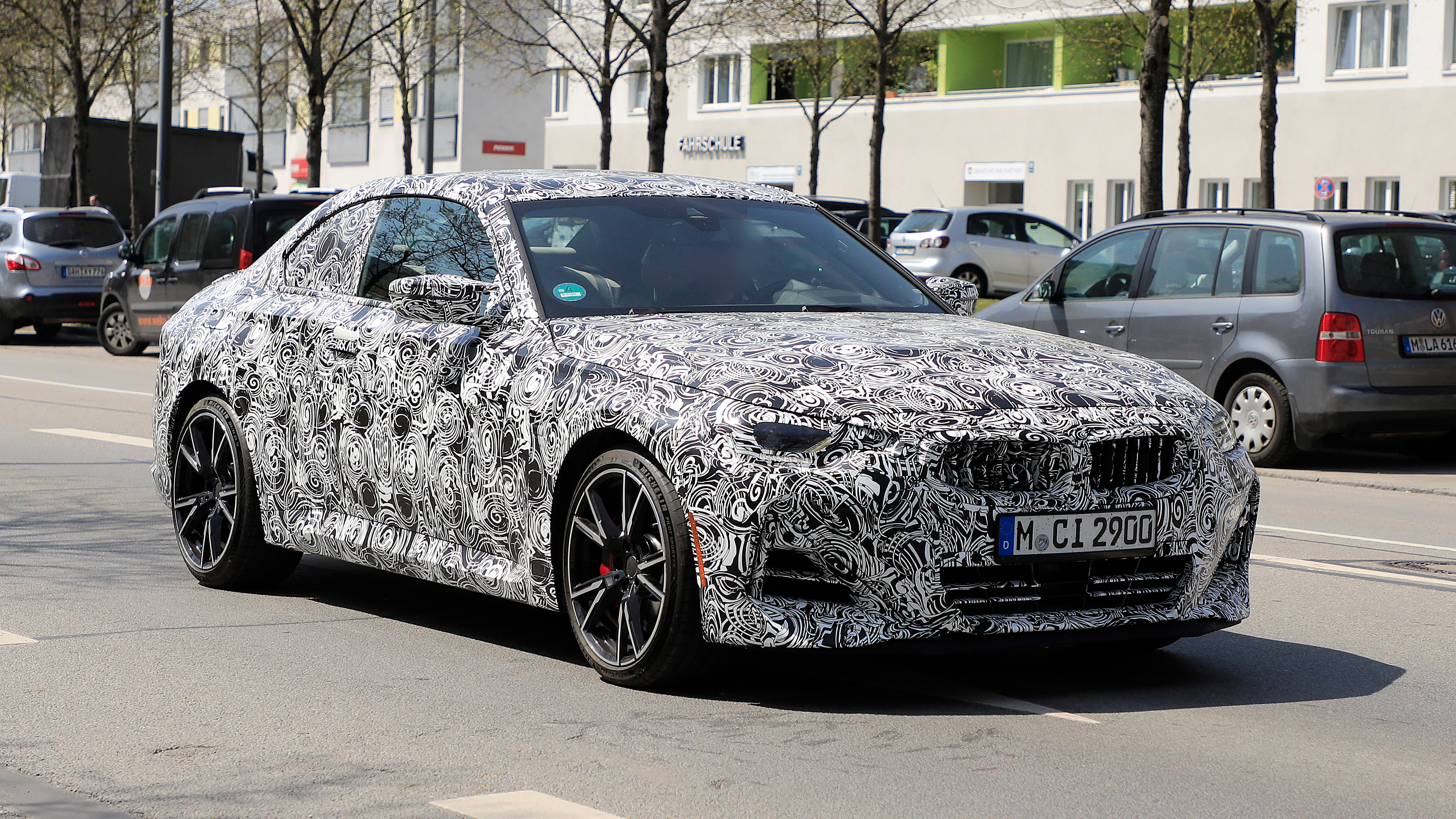 New 2021 BMW 2-series spied in M240i form