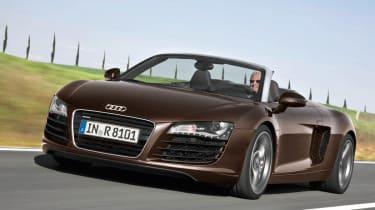 Audi R8 4.2 FSI quattro Spyder review