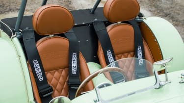 Caterham Seven SuperSprint - Seats