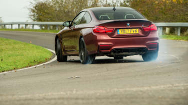 eCoty BMW M4 Comp pack - rear