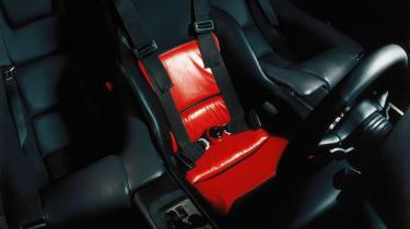 McLaren F1 seats
