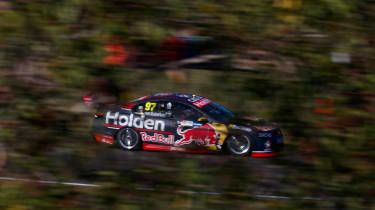 V8 Supercars Hidden Valley - Whincup