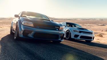 Dodge Charger SRT Hellcat & Scat Pack Widebody
