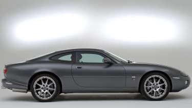Jaguar XKR (2008) - Jaguar XKR checkpoints   Evo
