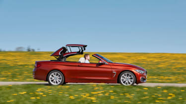 2017 BMW 4 Series Convertible - Side
