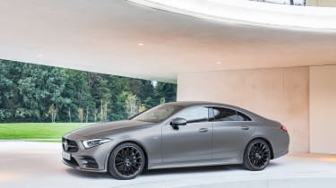 Mercedes-Benz CLS AMG Line – side