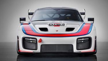 New Porsche 935  nose