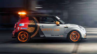 Mini Electric Pacesetter - side