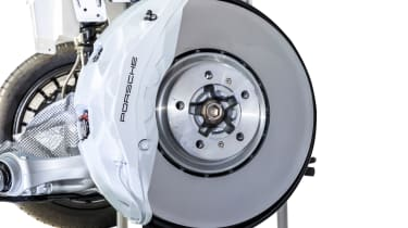 Porsche Surface Coated Brake (PSCB)