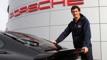 Mark Webber joins Porsche for Le Mans