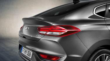 Hyundai i30 Fastback - tail