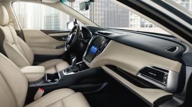 Subaru Legacy - interior