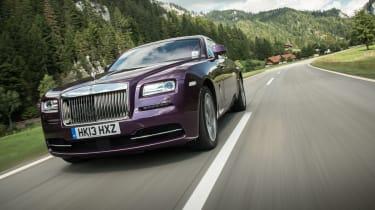 Rolls-Royce Wraith: most powerful Rolls-Royce ever