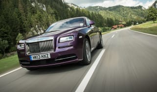 Rolls-Royce Wraith: most powerful Rolls-Royce ever
