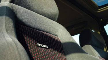 Ford Sierra RS Cosworth - Seat