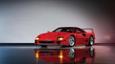 RM Sotheby's - Ferrari F40