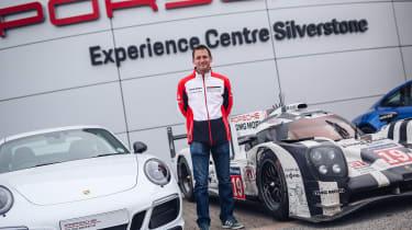 Porsche 911 Carrera 4 GTS - Nick Tandy edition