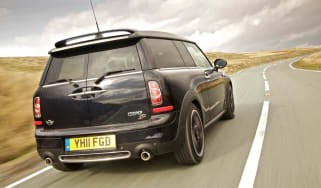 Mini Hampton Clubman Cooper SD review