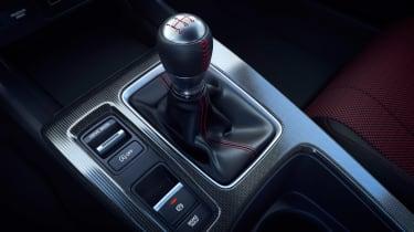 Honda Civic Si – gearstick