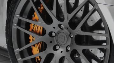 Brabus SLS AMG Roadster allow wheel