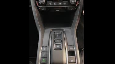 Honda Civic review - auto selector