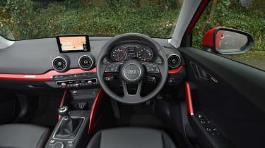 Audi Q2 SE - interior