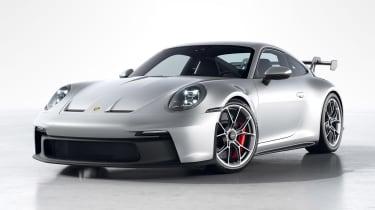 Porsche 911 GT3 992 front
