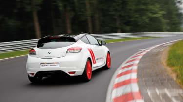 Renault Sport Megane RS - nurburgring