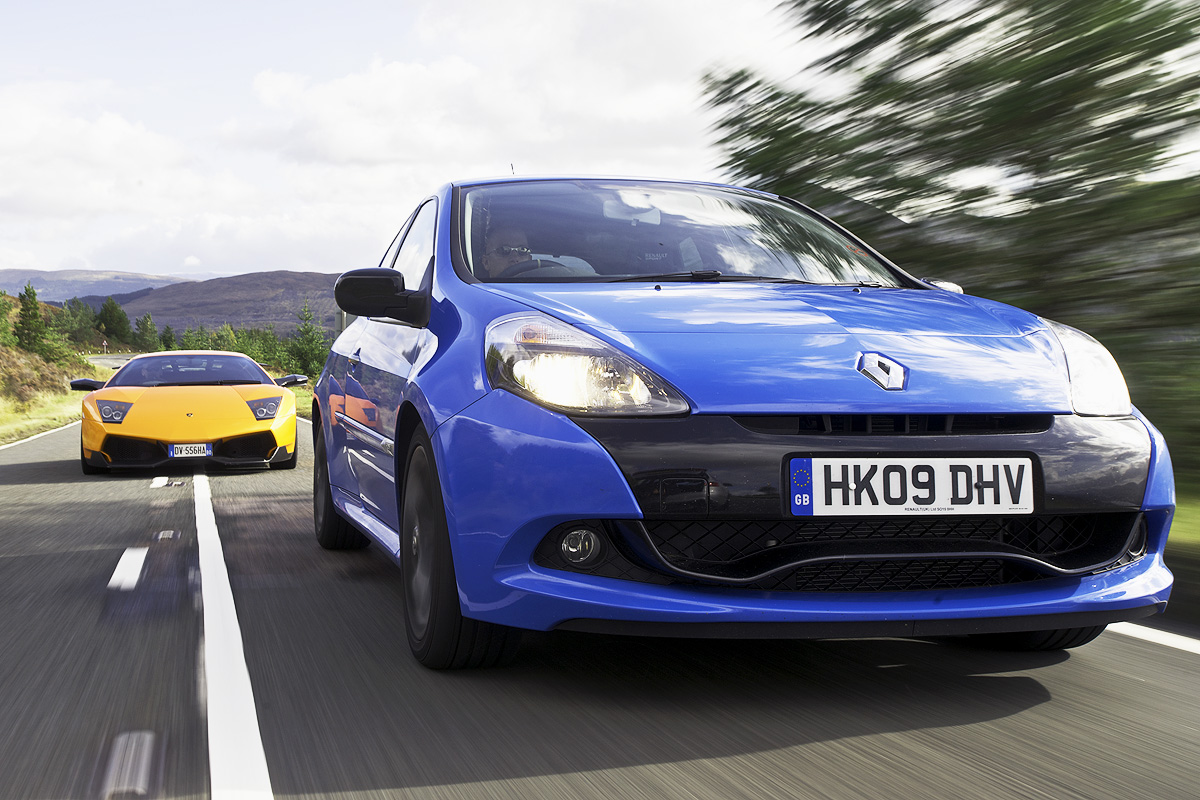 Renaultsport Clio 200 Cup Evo