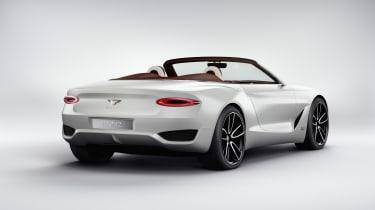 Bentley EXP12 Speed 6e - Rear